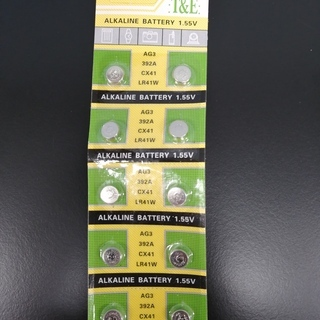 LR41 ボタン電池 新品・未使用・未開封