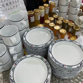 DANSK  BISTROシリーズ カップ マグ プレート ソー...