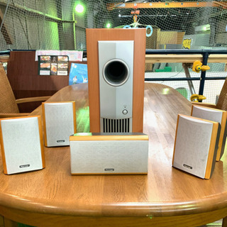 Pioneer 5.1ch スピーカー S-W22