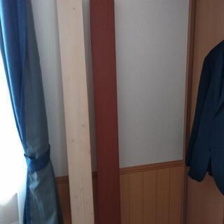 木製シングルベッド(マットレス無し)