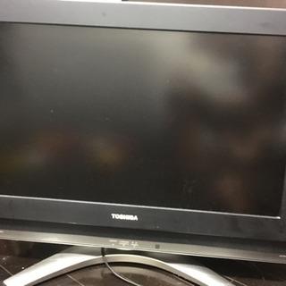 テレビ 東芝REGZA/26C3500