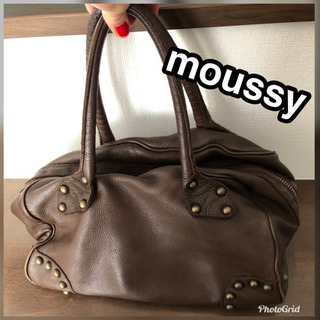 moussy バッグ