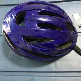 【値下げ→500円】自転車用ヘルメット 紺色