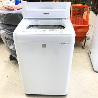 17年式 Panasonic 5kg 洗濯機 NA-F50ME4