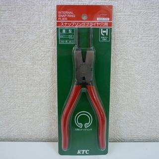 未使用 スナップリングプライヤ 穴用 SCP-171 KTC 京...