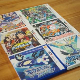 ☆値下げ 3DSソフト6点+おまけ