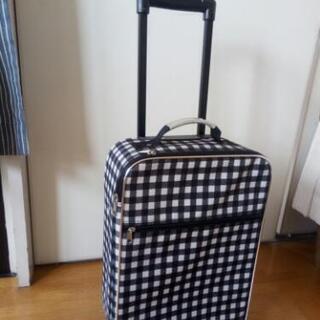 中古☆キャリーバッグ スーツケース 小