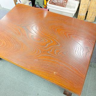 【激安‼️】木製テーブル