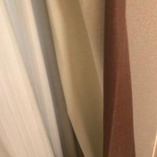 防音、遮音カーテン(茶色)
