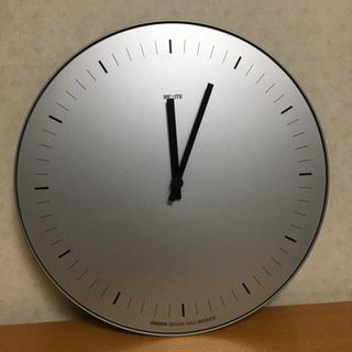 大きめ壁掛け時計