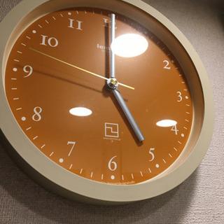 掛け時計2個セット