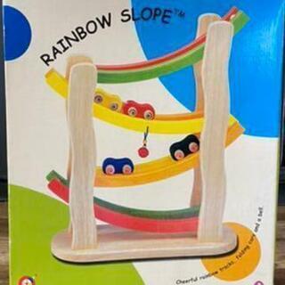 【交渉中】木のおもちゃ レインボースロープ ピントーイ  Pin...