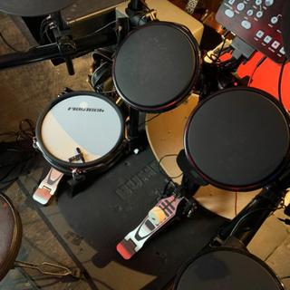 【取引終了しました】練習用電子ドラム