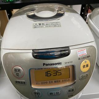パナソニック 電子ジャー炊飯器 5.5合炊き 中古 リサイクルシ...