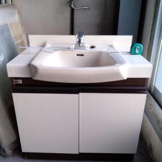 洗面台(75cm幅)