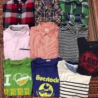 無印良品等ブランド多数 メンズシャツ Tシャツ