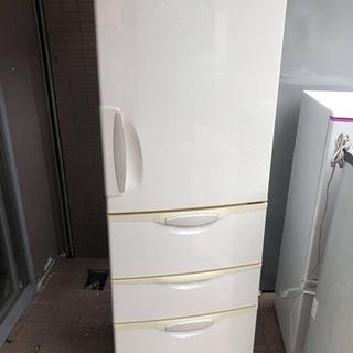 4ドア冷凍冷蔵庫 NR-D36D2-H 2001年製