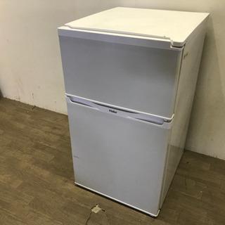 051803☆ハイアール 小さめ2ドア冷蔵庫 13年製☆