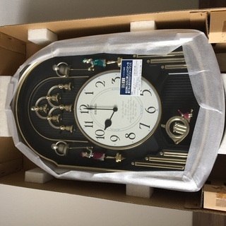 セイコー SEIKO からくり掛時計