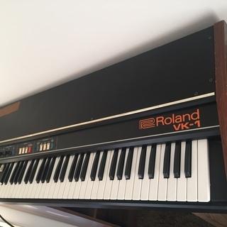 キーボード コンボオルガン Roland VK-1