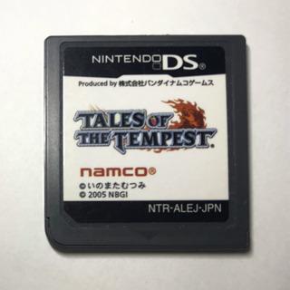 中古 TALES of THE TEMPEST