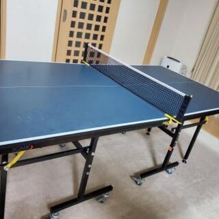 家庭用サイズの卓球台
