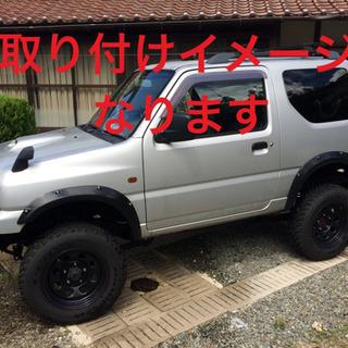 ジムニー 美品バリ山 ホイール、タイヤセット JB23 J…