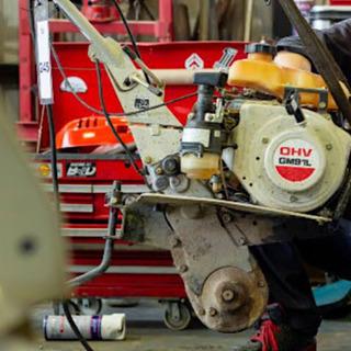 愛媛県 農機具・発電機・バイクその他修理致します‼️
