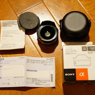 ■美品■SONY Eマウントレンズ用 超広角12mmF2.8 ワ...