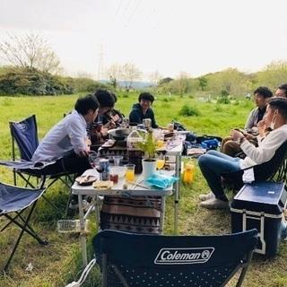 キャンプ楽しみましょう⛺️
