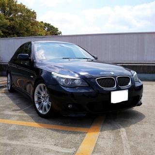 ディーラー整備済 平成20年  BMW525i Mスポーツパッケ...