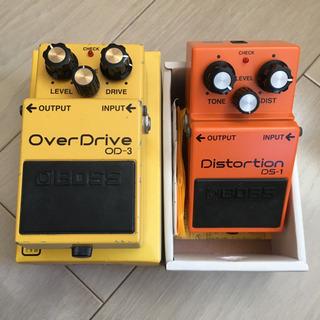 エフェクター OverDrive Distortion