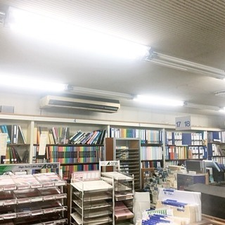 [カンダヤ]オフィス専門用品・文房具 創業65年!長年の経験を活かして、学用品・教科書から事務用品まで幅広く取り扱っています - 葛飾区