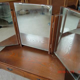 小型3面鏡