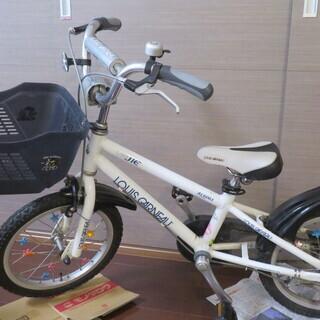 ルイガノ 子供用自転車 16インチ LOUIS GARNEAU ...