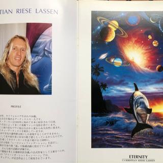 クリスチャン・リース・ラッセンの小冊子(16頁)2冊