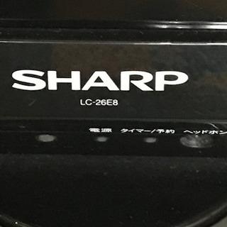 SHARP AQUOS LC-26E8