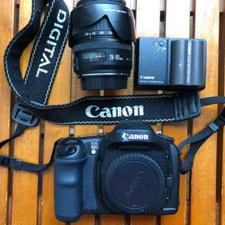キヤノン Canon EOS10D(リモコン、予備バッテリー付き)
