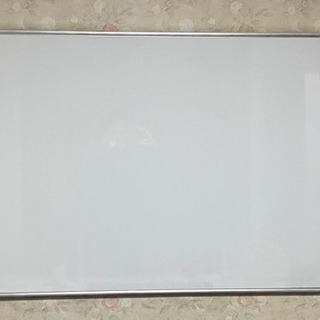 【5/30or5/31取引】90×180cm ホワイトボー…