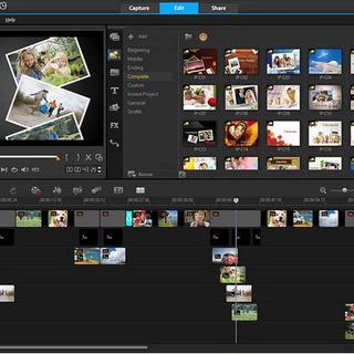 動画作成、編集を行います プロさながらの動画作成が可能!
