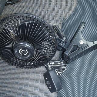 12V用扇風機