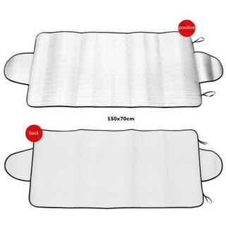 【新品】日焼け 凍結防止 フロントガラスカバー サンシェード 雪対策 紫外線対策 - 売ります・あげます