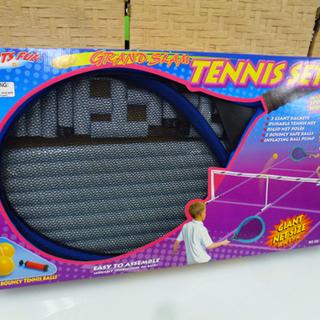 未使用 グランドスラム テニスセット  ビッグテニスラケット  ...