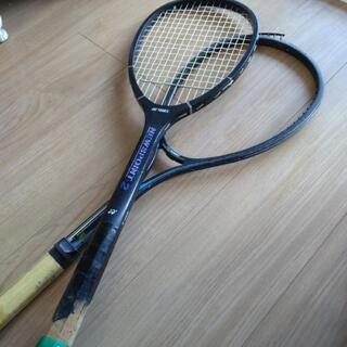 テニスのラケット2本