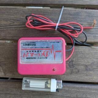 中古の鉛バッテリー寿命延長器