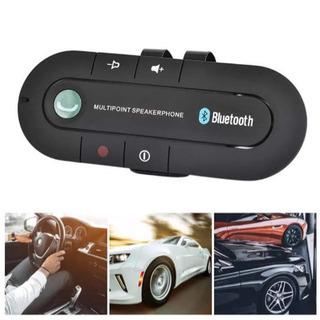 【新品】Bluetooth スピーカーフォン無線 音楽 通話 車内 ハンズフリー − 高知県