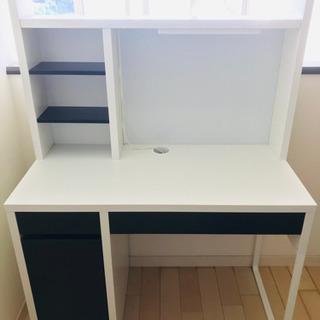 値下げ♪ IKEA 学習机 ミッケ MICKE PCデスクにも