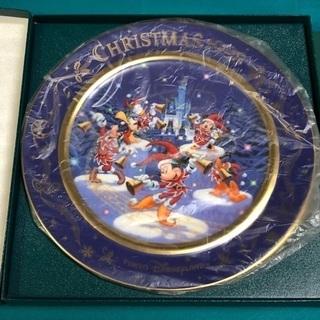 ディズニー 1998 クリスマスプレート