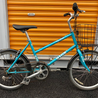 ★超特価★人気のGIOS かわいいミニベロが超お買い得! 中古自転車
