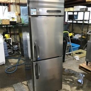 山口) ジャンク品 ホシザキ 業務用冷凍冷蔵庫 HRF-6…